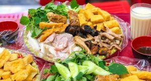 6 hàng bún đậu mắm tôm ngon ở Hà Nội nào được chấm điểm cao nhất?
