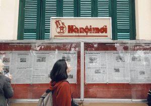 Những địa điểm chụp ảnh chất ở Hà Nội