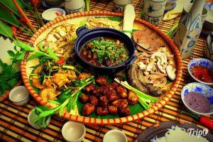 Địa điểm ăn vặt Hà Nội buổi tối