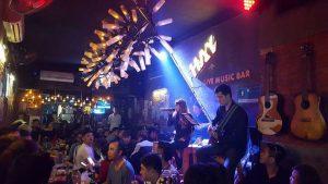 Những quán cafe nhạc sống Hà Nội nổi tiếng