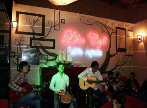 Phòng trà ca nhạc tại Hà Nội hot