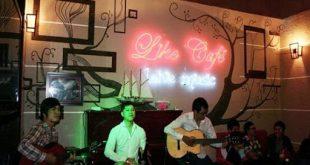 phòng trà ca nhạc ở hà nội