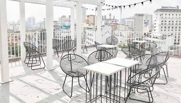 quán cafe cho cặp đôi ở hà nội