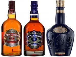 Cách nhận biết rượu Chivas thật giả