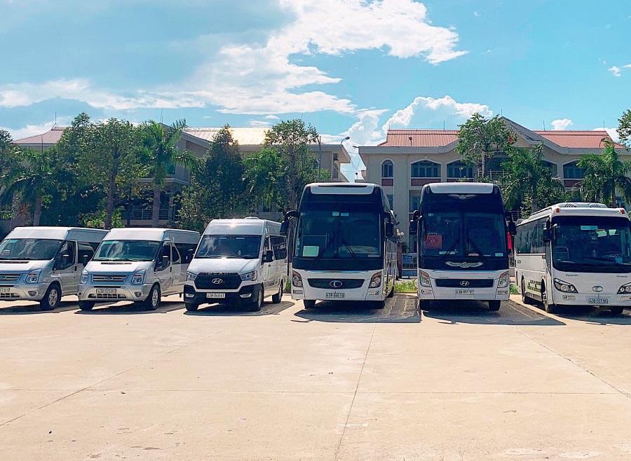 Báo giá dịch vụ thuê xe Quảng Bình tốt nhất